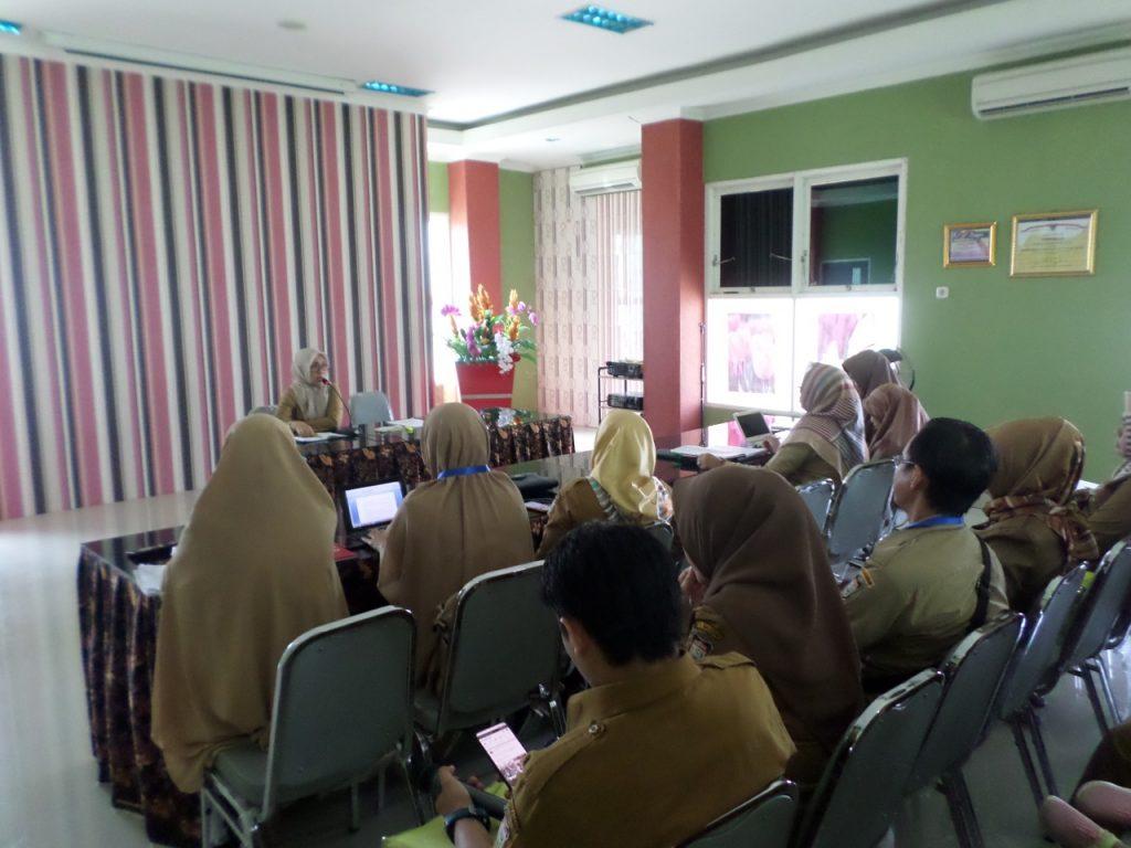 Pelaksanaan Loka Karya Mini Bulanan, Bulan November 2019